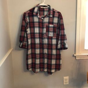Tops - *3 for 12*Cotton Tunic Flannel